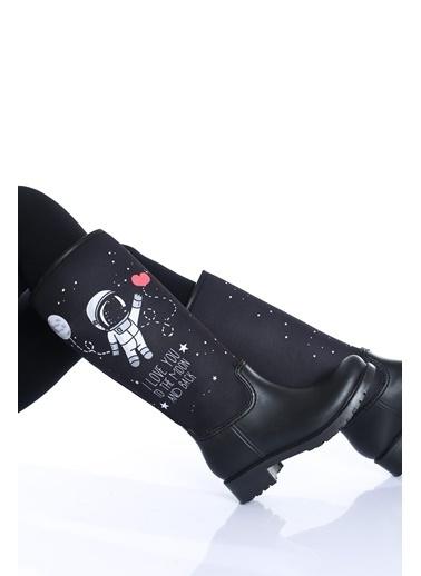 MODAGON Yağmur Çizmesi Siyah